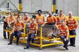 Thermo King Rail Australia Group