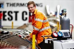 Thermo King Rail Australia Warehouse