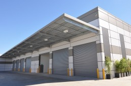 Thermo King Rail Australia Warehouse, Altona