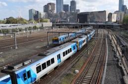 Metro Trains use Thermo King Rail