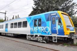 Thermo King Rail - Metro Trains