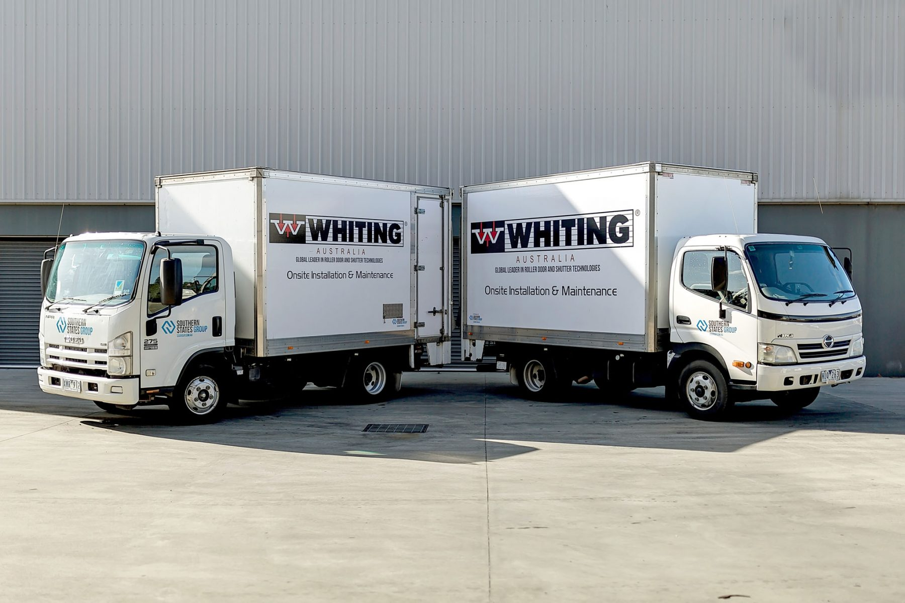 Whiting Maintenance Vehicles
